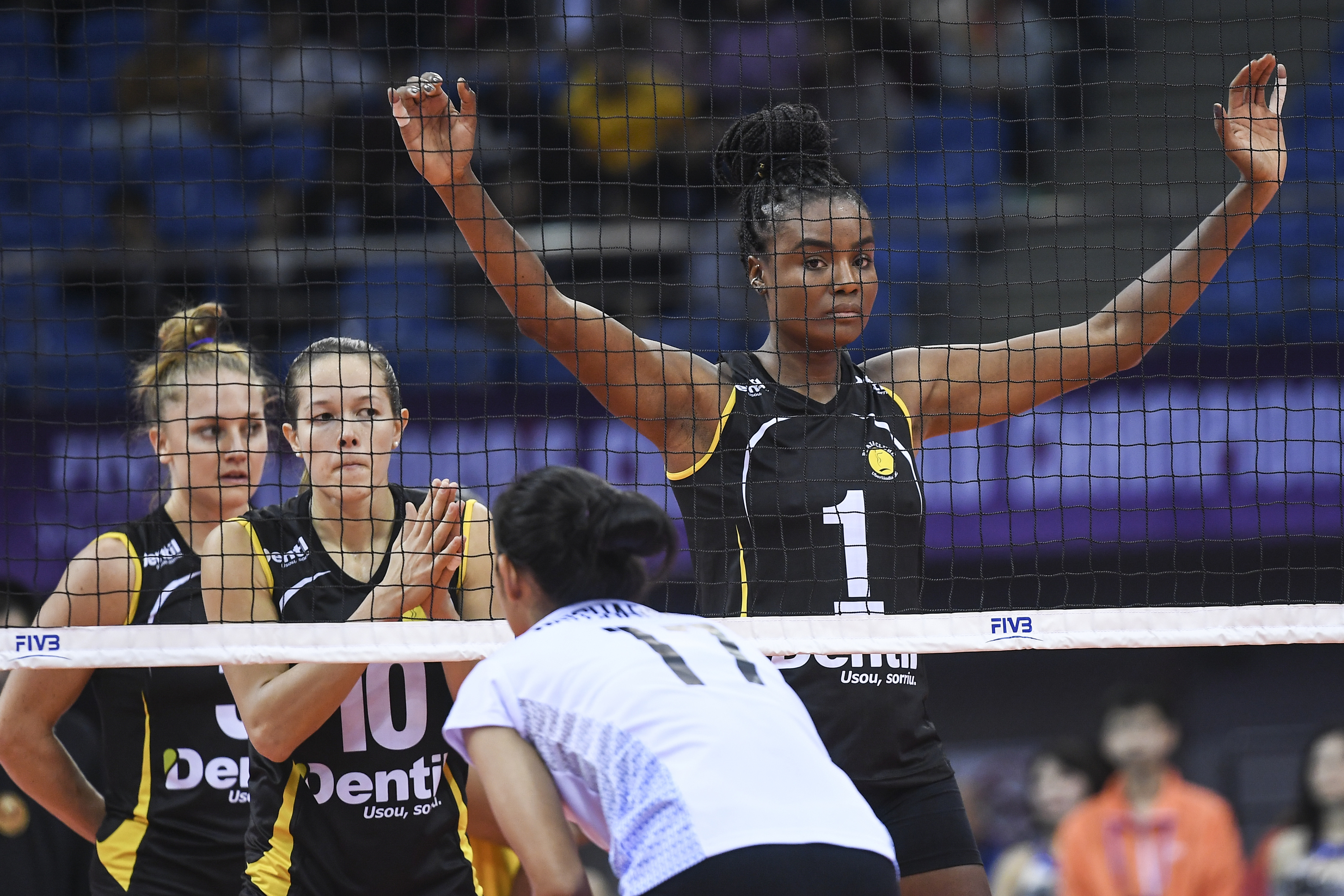 Asian world titiles volleyball telecast